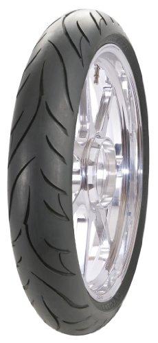 Cobra Front Tire (Avon Cobra AV71 Cruiser Front Motorcycle Bias Tire -MT90B16 74H)