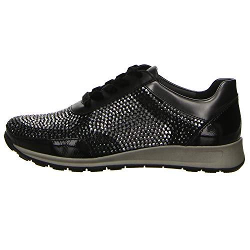 12 Noir Ara Osaka 44567 Sneaker Femme FdUqwC7