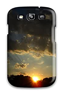 Keyi chrissy Rice's Shop High Impact Dirt/shock Proof Case Cover For Galaxy S3 (sunset) 6611531K11940788