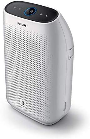 Philips Ac1215/10 Purificador Serie 1000 de Aire con Modo de detección Nocturna, Hasta 63 m², Interfaz de Usuario ...