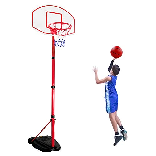 Fajiabao Portable Basketball Adjustable Backboard product image