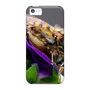 XiFu*MeiAwesome Design Flies Hard Cases Covers For iphone 5/5sXiFu*Mei