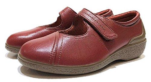 ボンステップ (BonStep) レディース 靴 5670 3E タウンシューズ