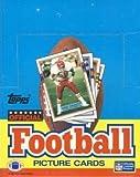 1989 Topps NFL Football HOBBY box (36 pk)