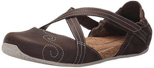 Ahnu Women's Karma Latitude Leather-W, Alder Bark 6 M US