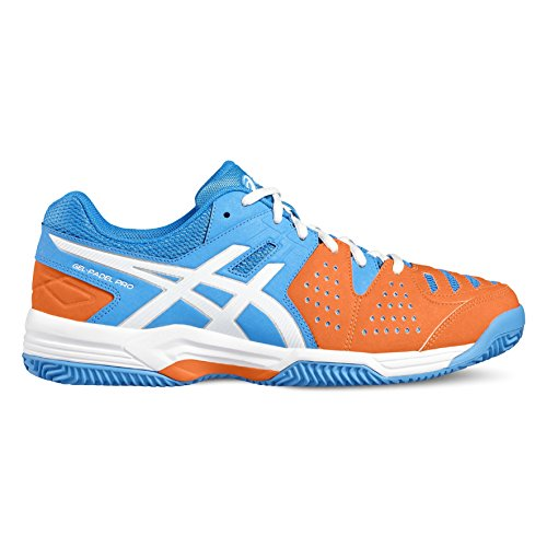 Asics Scarpe da tennis Gel-Padel Pro 3 Sg Diva Blue / White / Shocking 42m