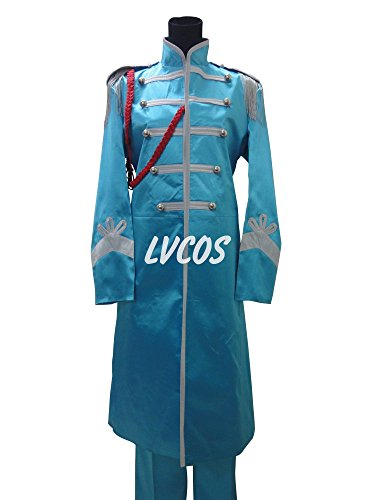 (LVCOS SGT. Pepper's Lonely Hearts Club Band Paul McCartney Costume)