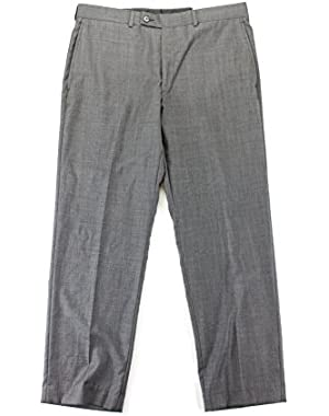 Calvin Klein Charcoal Pinpoint Dress Pants 32W-34L