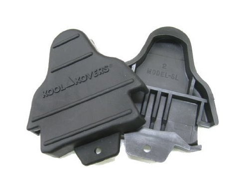 Kool Kovers-Cleat covers for Shimano SPD-SL Pedal Systems by Kool Kovers