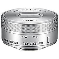 Nikon 1 NIKKOR VR 10-30mm f/3.5-5.6 PD-ZOOM Lens (Silver)