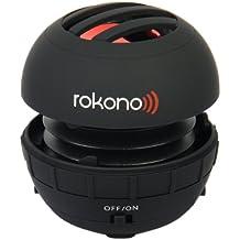Rokono BASS+ Mini Speaker for iPhone / iPad / iPod / MP3 Player / Laptop - Black