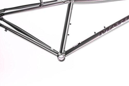 "15"" MARIN SAN ANSELMO Women's Hybrid 700c Bike Frame Silver Alloy NOS NEW Rattle"