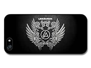 Linkin Park Black and White Wings Logo case for iPhone 5 5S