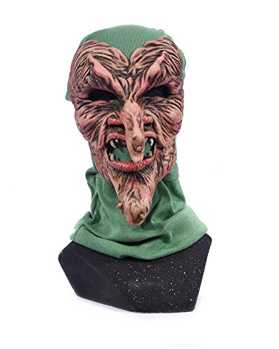 Zagone Studios Collector Edition Death Witch Latex Mask from Be Something Studios ()