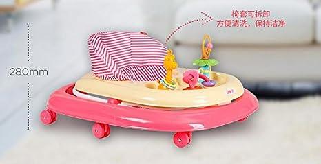 Amazon.com: Baby – Andador plegable Baby Walker Scooters ...