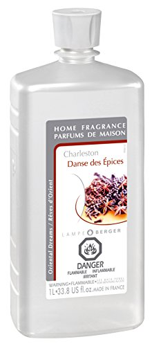 Lampe Berger Fragrance - Charleston Oil - 33.8 Ounce with FREE Funnel