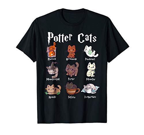 Potter Cats Cute Harry Pawter Kitten -
