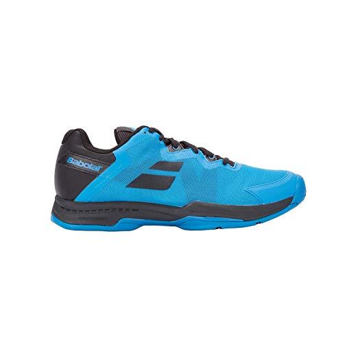 Babolat SFX 3 All Court Mens Tennis Shoe - Diva Blue/Black - Size 9