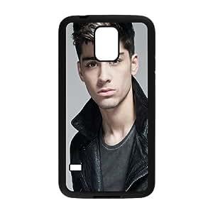 Samsung Galaxy S5 Cell Phone Case Black Zayn Malik 2 I1B4UE
