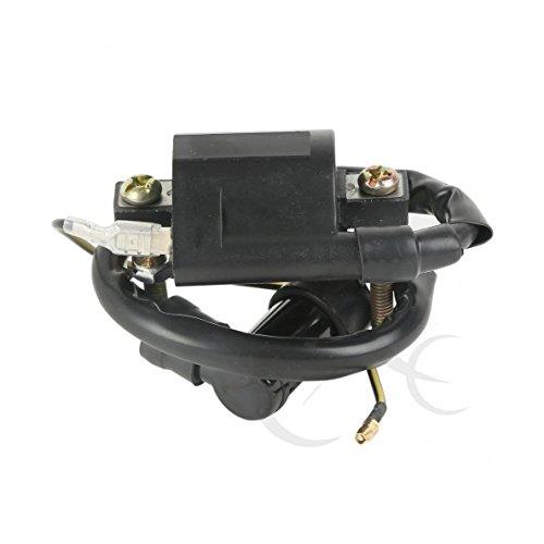 TCMT Ignition Coil Fits For KAWASAKI ATV KLF300 BAYOU 300 86-04 03 02 01 00 99 98 97 96 95