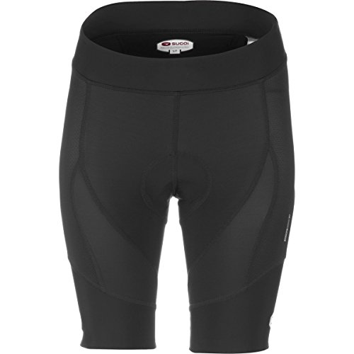 SUGOi Women's RS Pro Shorts, Black, Small