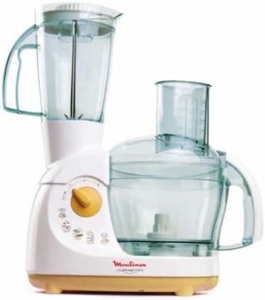 Moulinex FP6011, Blanco - Robot de cocina: Amazon.es: Hogar