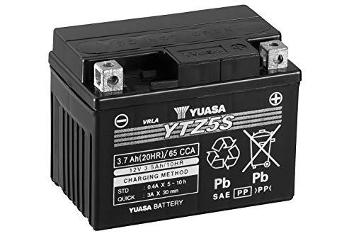 Yuasa YTZ5S (WC) ad alte prestazioni senza manutenzione Accu