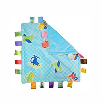 Taggies Colors Blanket (Discontinued by Manufacturer) -