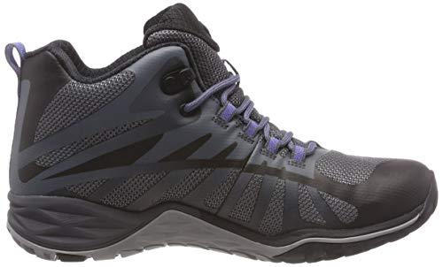 Merrell Noir Randonnée de Black Black Hautes Femme Chaussures J77540 r7twZxAqYr