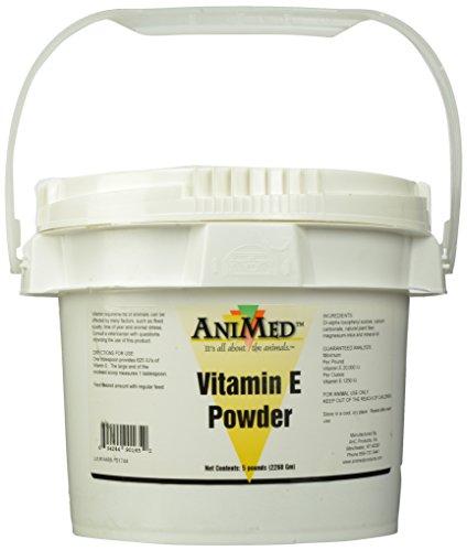 AniMed VitaminEPowder5#1250IU/OZ