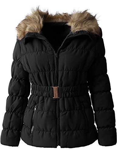 Quilted Winter Parka - 7