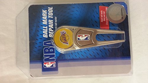 WinCraft NBA Los Angeles Lakers A01687 Golf Ball Mark Repair Tool by WinCraft