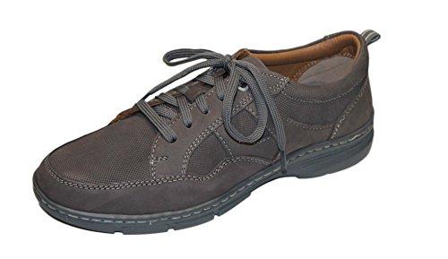 Ara Grey 16702 Uomo Forata Peer Nabuk Sneaker wrfqrE