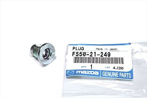 Mazda FS50-21-249, Engine Oil Drain Plug