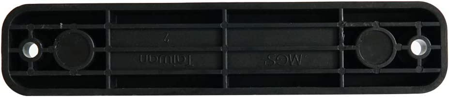 2 Studs 6 Terminal Bus Bar 150A DC BusBar Block /& Polycarbonate Cover for Car Boat Marine Ground Power Distribution Terminal Block