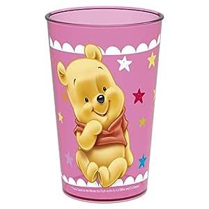 STOR Vaso Winnie The Pooh Disney baby microondas rosa ...