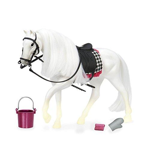 Our Generation Lori Horse, White Camarillo