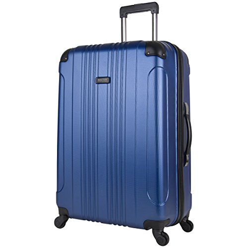 """Kenneth Cole Reaction Out Of Bounds 3-Piece Lightweight Hardside 4-Wheel Spinner Luggage Set: 20"""" Carry-On, 24"""", & 28"""""""