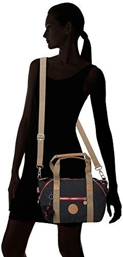 maletín C Mini Mujer True Navy Bolsos Kipling Art xSt4q6