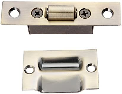 Puerta de acero inoxidable cierres cupboard-cabinet rodillo para wooden-door muebles Hardware