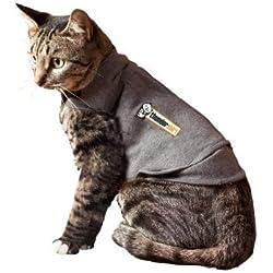"Brand New THUNDERSHIRT - CAT THUNDERSHIRT (MEDIUM) ""CAT PRODUCTS - CAT HEALTH - BEHAVIOR CONTROL"""