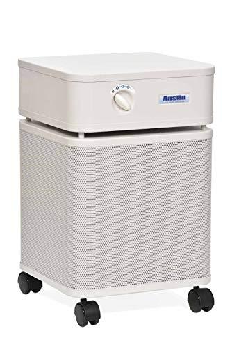 Austin Air Allergy Machine Standard Air Purifier B405C1, HM405, White