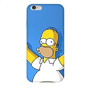 Covery Cases Simpson For iPhone 5 - Multi Color