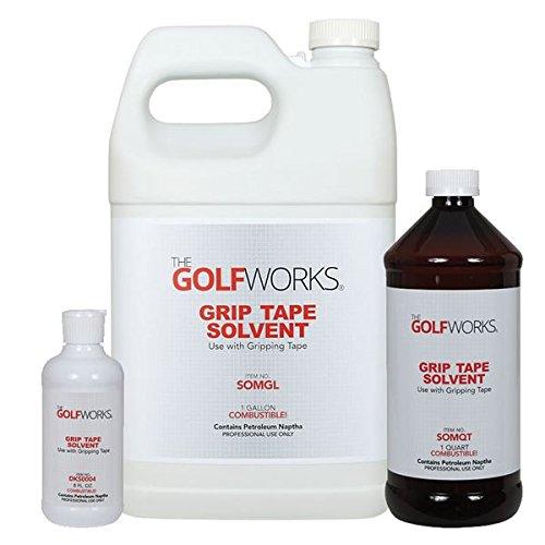 Golfworks Golf Club Grip Tape Solvent