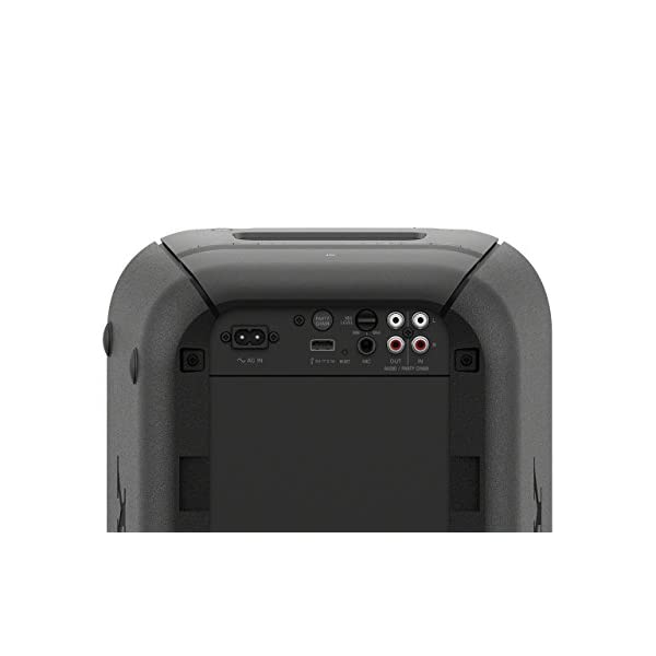 Sony GTK-XB60B Enceinte Bluetooth/NFC Extra Bass High Power - Noir 3