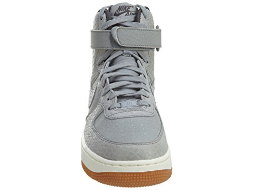 Donna Mod 07 Nike Air Wolf Force Wolf Premium 1 Grey High 654440 Grey nwnUTHAq