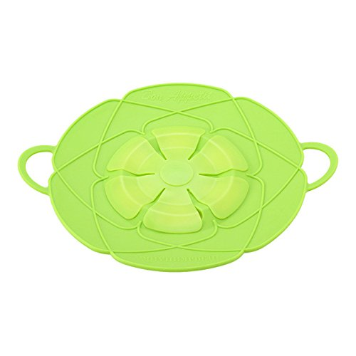 New Arrival Kitchen Gadgets Silicone Lid Spill Stopper Pot Cover Cooking Pot Lids Utensil