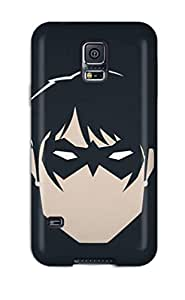 Jimmy E Aguirre's Shop Hot Top Quality Protection Nightwing Case Cover For Galaxy S5