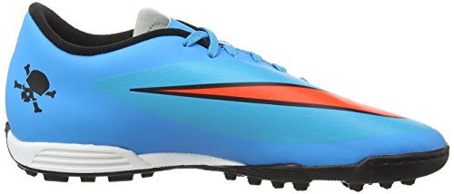 Phade D'entra Nike Tf Homme Nement bl Crimson Hypervenom clearwater Chaussures De Football Blue Pour black Lagoon Top total qwRpE