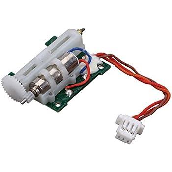 SPM6832 Spektrum RC Ultra Micro Long Throw Servo Mechanics